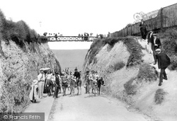 Cliftonville, Hodges Gap 1908