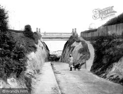 Cliftonville, Hodges Gap 1918