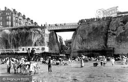 Cliftonville, Newgate Gap 1908