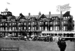 Cliftonville, Queen's Highcliffe Hotel 1927