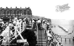 Cliftonville, Queen's Promenade 1908