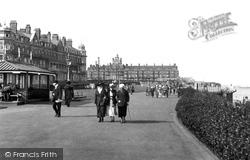 Cliftonville, Queen's Promenade 1918