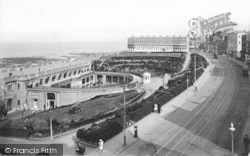 Cliftonville, The Fort Pavilion 1918