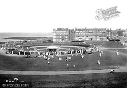 Cliftonville, The Oval 1908