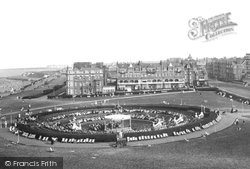 Cliftonville, The Oval 1918