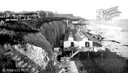 Cliftonville, Walpole Bay 1918