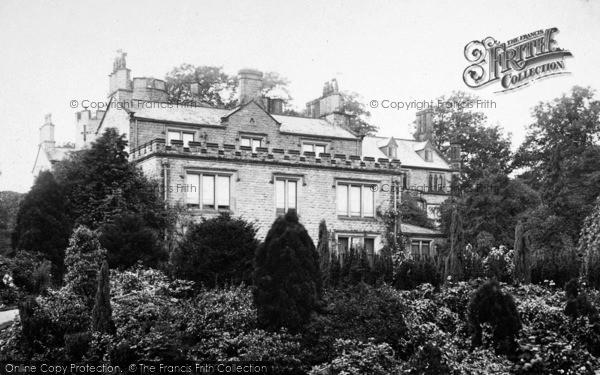 Photo of Clitheroe, Bolton Hall 1899
