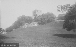 Clitheroe, Castle 1893