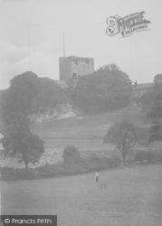 Clitheroe, Castle 1921