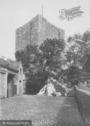 Clitheroe, Castle 1927