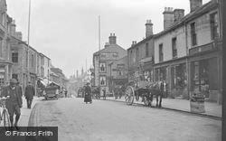 Clitheroe, Castle Street c.1905