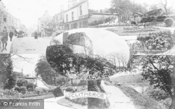 Clitheroe, Composite c.1905