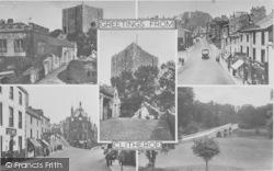 Clitheroe, Composite c.1950