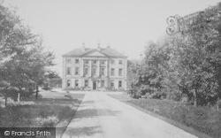 Clitheroe, Standen Hall 1899