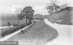 Clitheroe, The Park c.1905