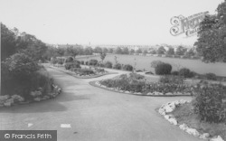 Clitheroe, The Park c.1960