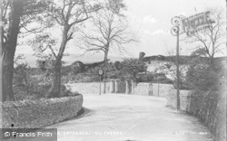 Clitheroe, The Park Entrance c.1905
