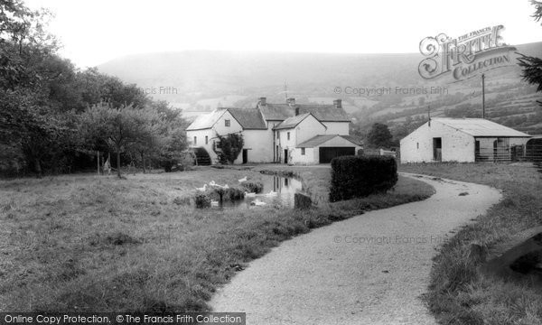 Clodock,the Mill c1960,Hereford and Worcester