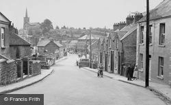 Church And Town c.1950, Clones