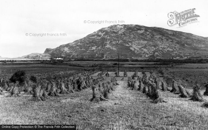 Photo of Clonmany, Bunnion Mountain c.1960