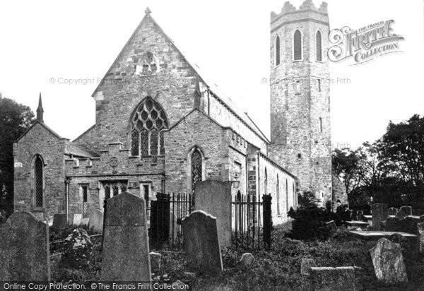 Photo of Clonmel, St Mary's Church c.1890