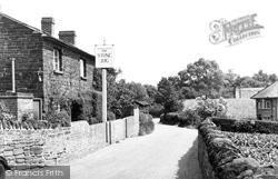 Clophill, Back Street c.1955