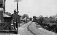 Clophill, High Street c1955