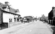 Clophill, High Street c1955