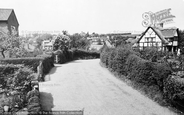 Clophill, Mill Lane c1955