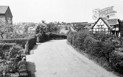Clophill, Mill Lane c.1955