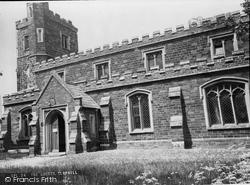 Clophill, The Church c.1960