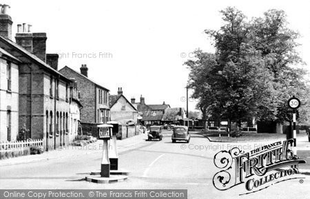 Clophill, the Green c1955