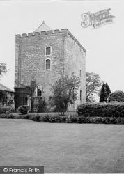 Closeburn, Castle 1951