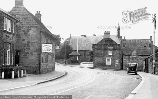 Photo of Cloughton, Blacksmiths Arms Hotel c.1955