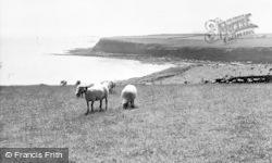 Cloughton, Cloughton Wyke c.1955