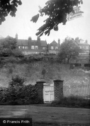 Cloughton, Cober Hill Guest House c.1955