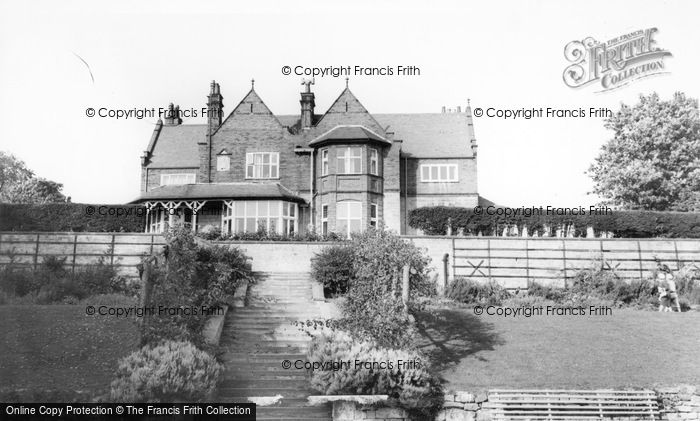 Photo of Cloughton, Cober Hill Guest House c.1960
