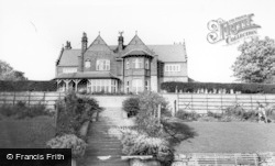 Cloughton, Cober Hill Guest House c.1960