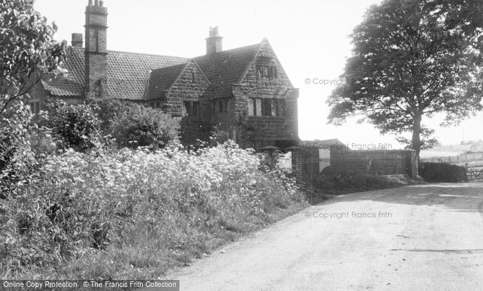 Photo of Cloughton, Court Green Guest House c.1955