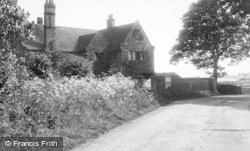 Cloughton, Court Green Guest House c.1955