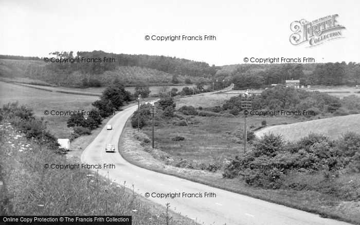 Photo of Cloughton, Duchy Of Lancaster Woods c.1955
