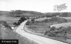 Cloughton, Duchy Of Lancaster Woods c.1955