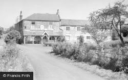 Cloughton, Hayburnwyke Hotel c.1955