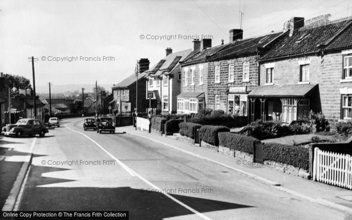 Photo of Cloughton, High Street c.1955