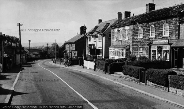 Photo of Cloughton, High Street c.1955