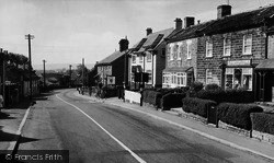 Cloughton, High Street c.1955