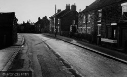 Cloughton, High Street c.1960