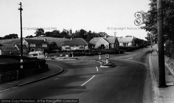 Photo of Cloughton, Main Road c.1960