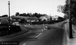 Cloughton, Main Road c.1960