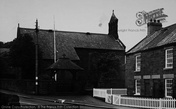 Photo of Cloughton, The Church c.1955